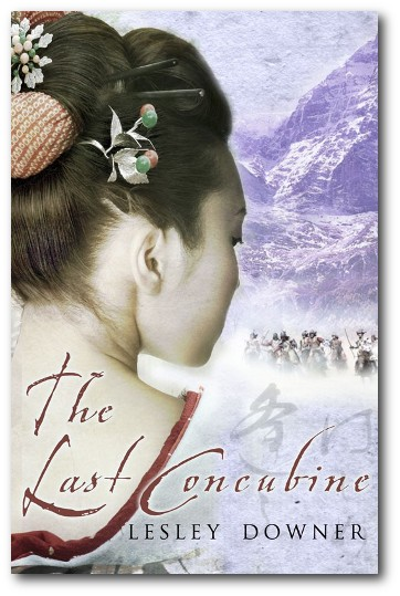 The Last Concubine now out in paperback.