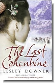 The Last Concubine Bantam UK Paperback Edition