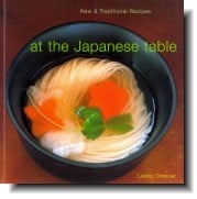 At the Japanese Table by Lesley Downer - US Edition