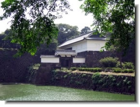 Edo Castle - now the Imperial Palace, Tokyo