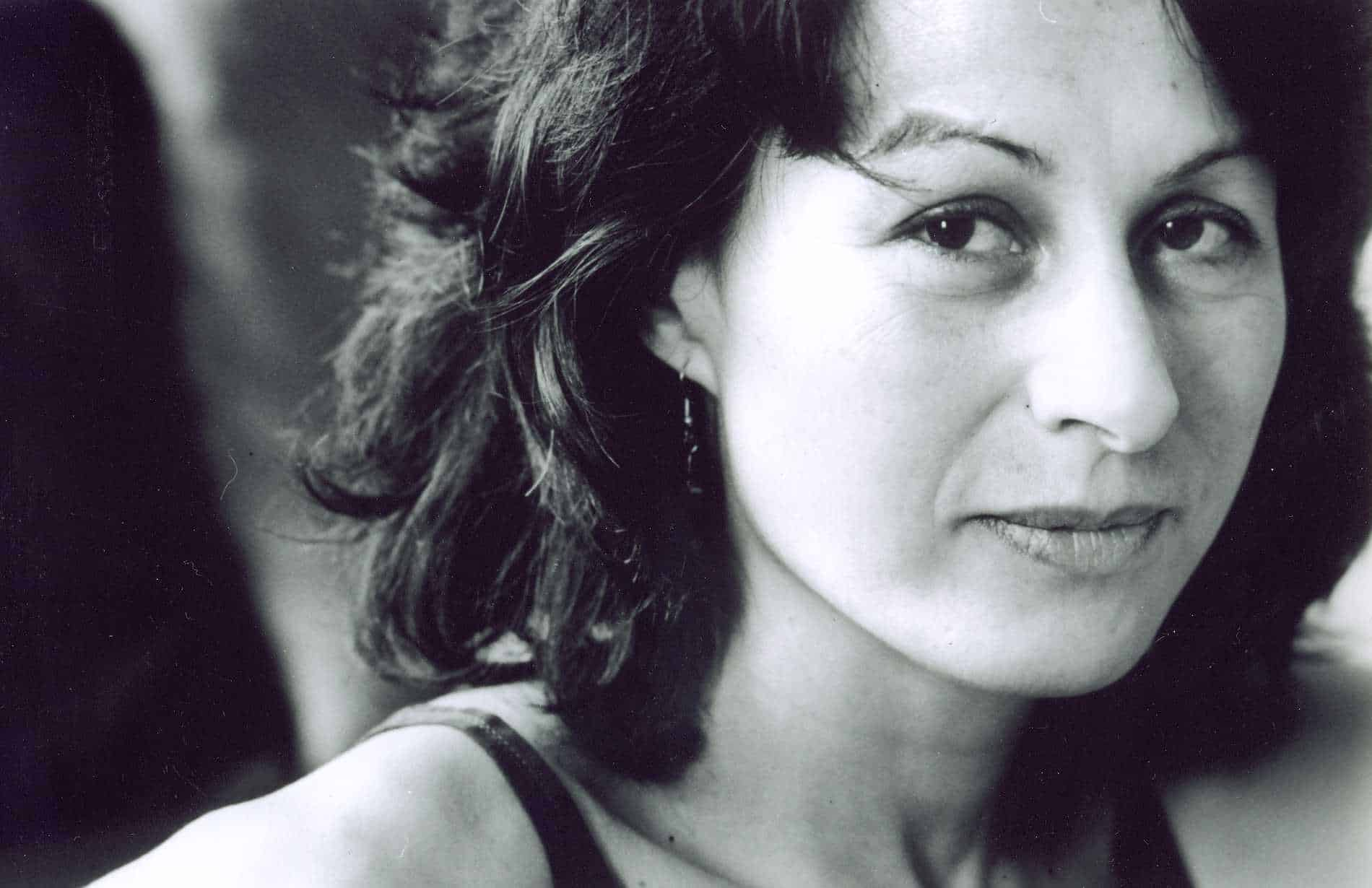 Author and journalist Lesley Downer