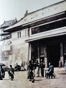 Tokyo in 1870