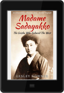 Read more about Madame Sadayakko