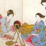 Love at the Crossroads in Old Japan, a talk at Asia House by Lesley Downer